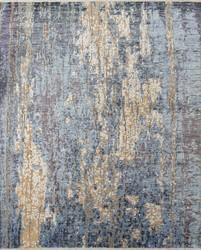 Bamboo Wool Silk Oxidized Carpets For Living Room