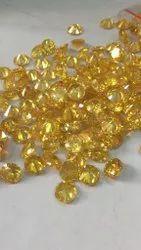 American Diamond Color Round