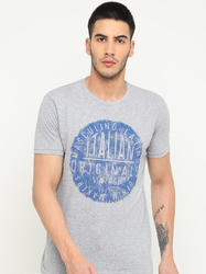 Masculino Latino Men Top Trending Printed Tees Shirt