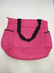 Pink Ladies Hand Bag