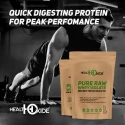 Health oxide Pure Raw Soya Isolate 90% 1kg