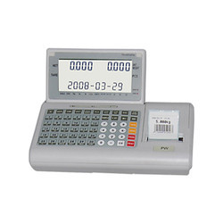 END-PW/PC Weighing Indicator