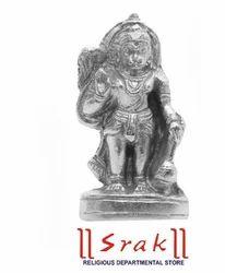 Parad Hanuman Murti (l x w x h) 8 cm x 4 cm x 8 cm
