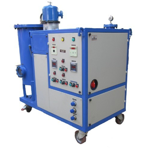 Portable Transformer Oil Centrifugal Filtration Machine