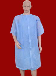Patient Disposable Female Gown