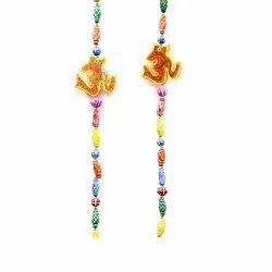 Multi-Color OM Tassels (Latkan) for Decoration