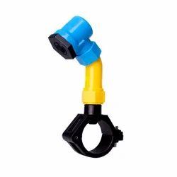 PVC Spray Bath Nozzle
