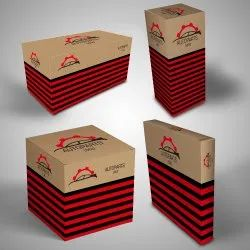 Auto Parts Packaging Boxes