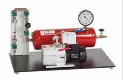 CE 272 Rotary Vane Vacuum Pump