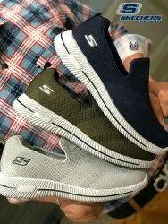 Men Skechers Memory Foam Shoes, Size: 6-10