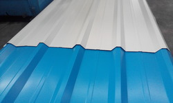 Pre Painted Galvalume Corrugated Sheet