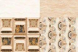 SakarMarbo Multicolor Ceramic Digital Wall Tile 132it_hl - 450X300 for Hotel