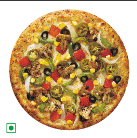 Read More Veg Extravaganza Pizza