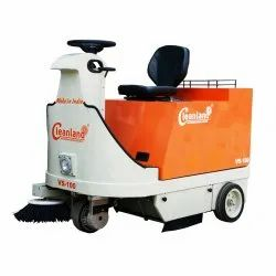 Sweeping Machine for Warehouses, Parking Lots, Streets, Roads
