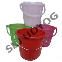 Bathroom Plastic Bucket