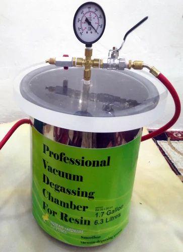 Vacuum Degassing Chamber 2020