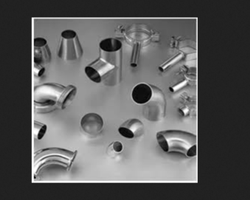 Stainless Steel Fittings, for Fitting, Size: 1/2