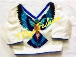 Designer Hand Embroidery Blouse