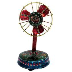 Meena Decorative Fan