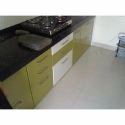 Linear Modular Kitchen