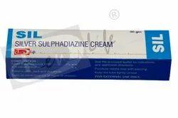 Silver Sulphadiazine Cream