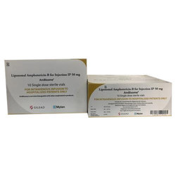 50mg Liposomal Amphotericin-B for Injection