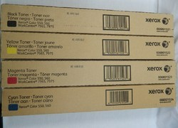 Xerox Toner Cartridge Full Set