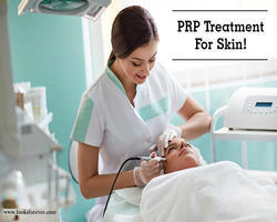 Platelet Rich Plasma for Skin Rejuvenation