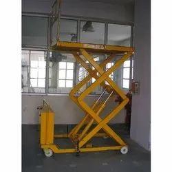 Movable Scissor Lift