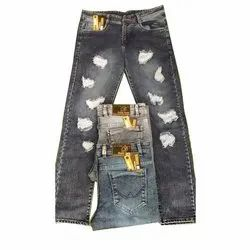 Casual Wear Mens Denim Rugged Jeans