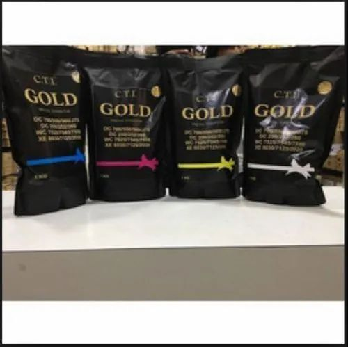 CTI Gold Toner Powder