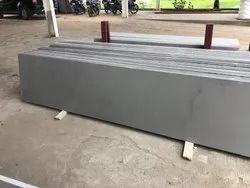 Gray Kandla Grey Sandstone Polished Slabs, for Flooring, Thickness: 20 Mm