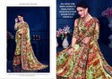Rachna Georgette Sayna Catalog Saree Set For Woman 8