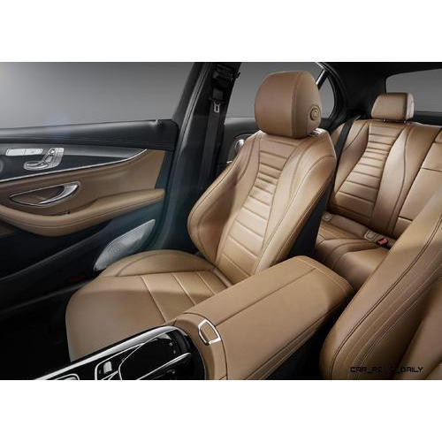 Leather Mercedes Benz Car Seat Cover