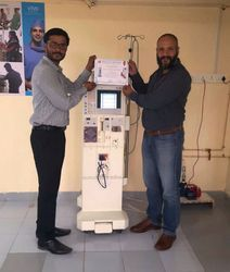 Installation at VIVO Healthcare - Thane