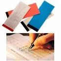 Cheque Book Printing