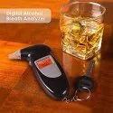 Digital Alcohol Breath Analyzer