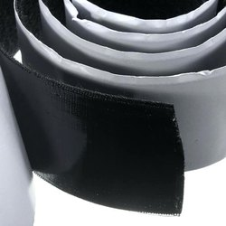 Adhesive Grey Hook & Loop Tapes