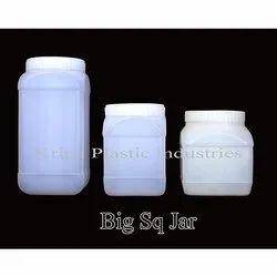 Big Square Jars