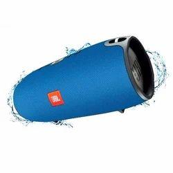 Blue jbl Bluetooth Portable Speaker, 300