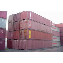 Portable Shipping Storage Container