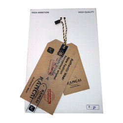 Printed Cloth Tag