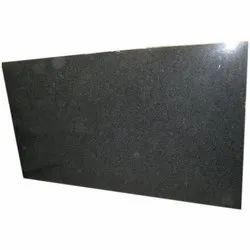 Rajasthan Black Flooring Granite, Thickness: 22 mm