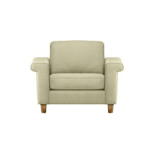 Solid Wood Polyester Sofa Chair