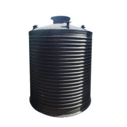 MS HDPE Lined Tanks