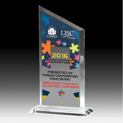 Printed Acrylic Award