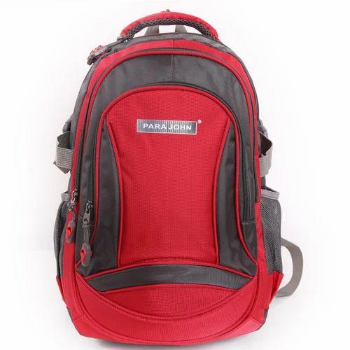 fc6eb48de4 Nylon Plain Designer Backpack Bag