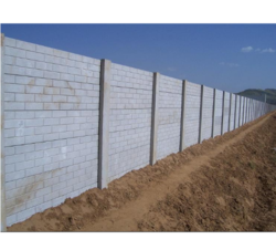 Industrial Boundary Walls