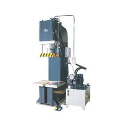 DI-132 Hydraulic Press C Type Power Operated