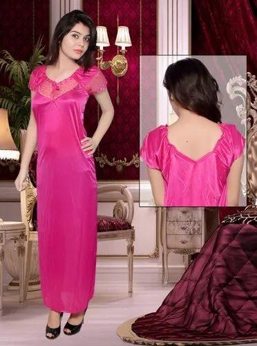 Fashionable India Enterprises Plain Nighties